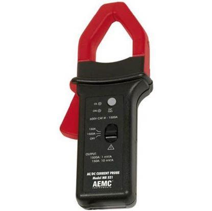 Picture of AEMC MR521 10mV/A-150A & 1mV/A 1500A Lead AC/DC Current Probe