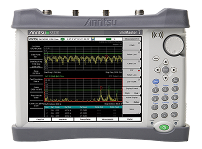 Picture of Anritsu S332E Sitemaster 4 GHz Cable and Antenna Analyzer